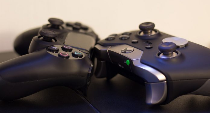 gaming-spelkonsol