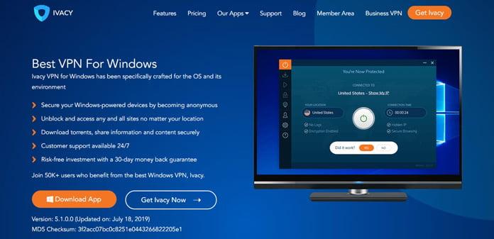 ivacyvpn-för-windows