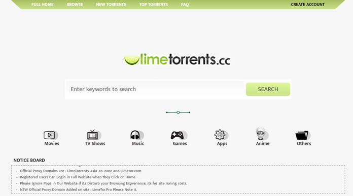 limetorrents.cc-logo-landningssida