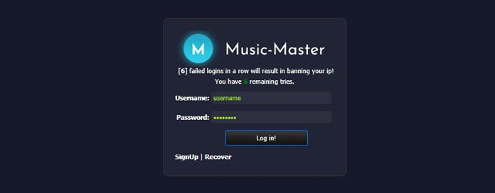 music-master