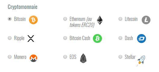 Bitcoin frankrike