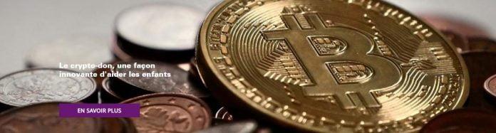 Bitcoin unicef france