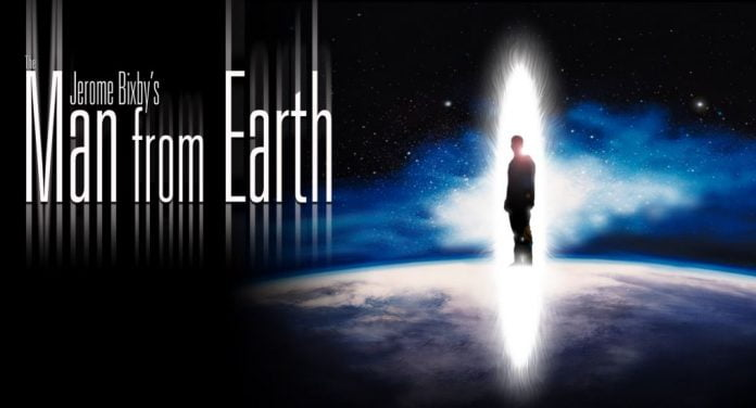 Man from earth poster