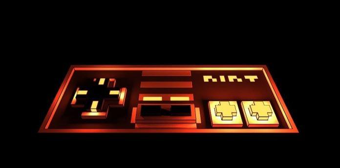 Nintendo 8 bit retro