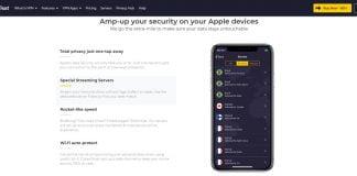 cyberghost-app-för-ios-enheter