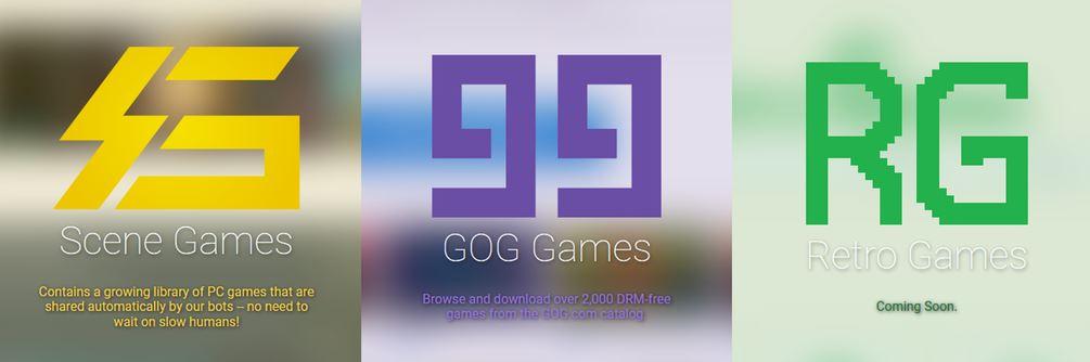 Good old downloads retrospel