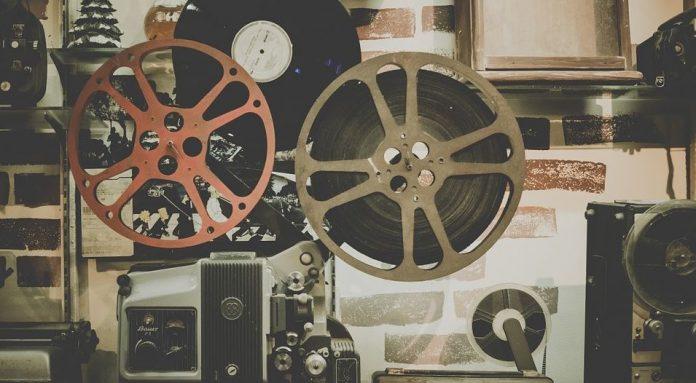 Film gammaldags