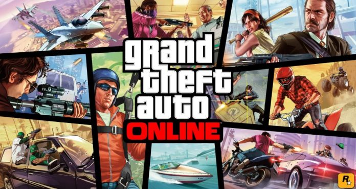 GTA online take two inteactive
