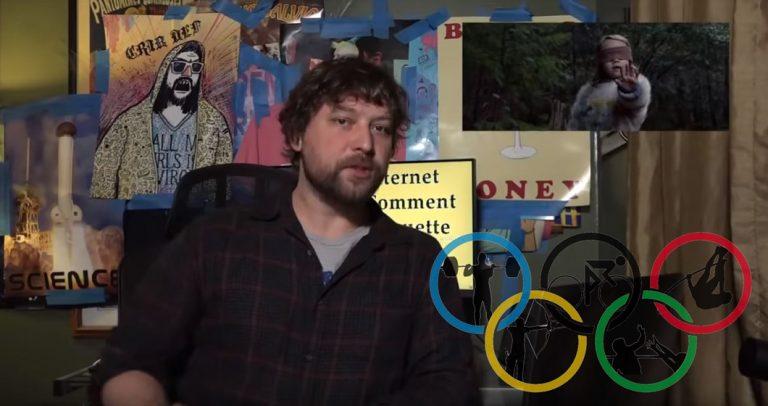 "Erik anordnar ""Copyright Claim Olympics"""
