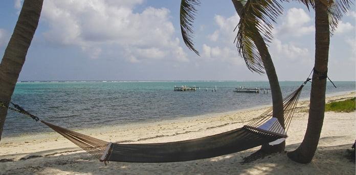 en-stran-i-caymanöarna