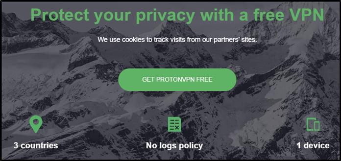 protonvpn-free