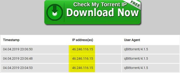 torrent-test-för-vpntunnel