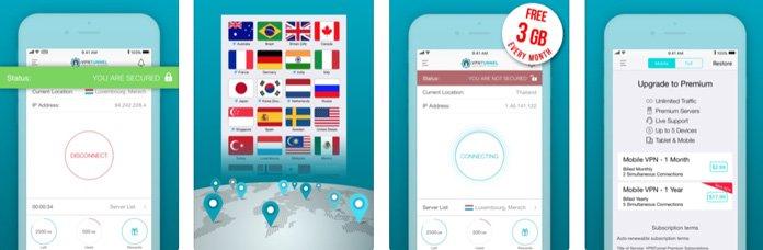 vpntunnel-app-för-ios