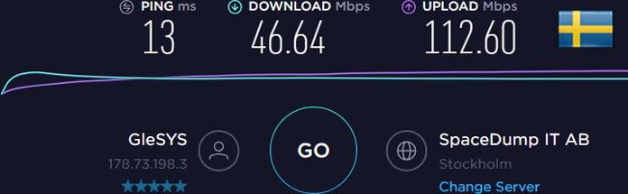 hastighetstest-server-i-sverige-för-vpn-f-secure