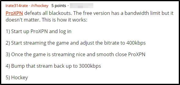 proxpn-användarbetyg