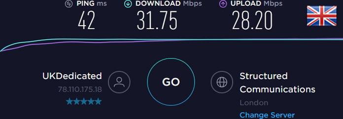 server-hastighetstest-i-storbritannien-för-proxpn