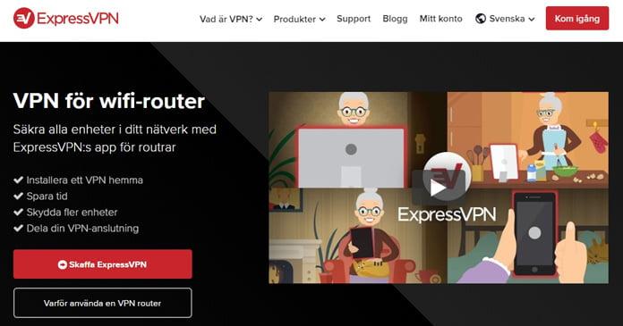 expressvpn-router