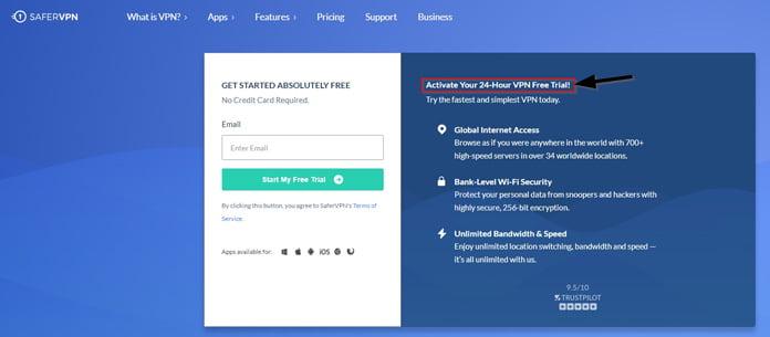 safervpn-erbjuder-gratis-prova-på-erbjudande-i-24-timmar