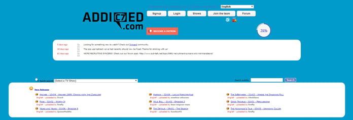 addic7ed.com-the-source-of-latest-tv-subtitles