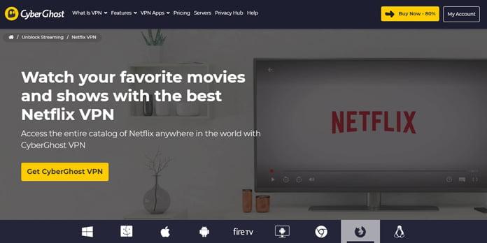 cyberghost-för-amerikansk-netflix-streaming