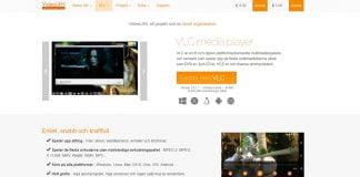 videolan-webbsida