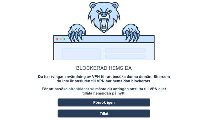 vilfo-block-app