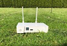 vilfo-router-på-gräsmatta