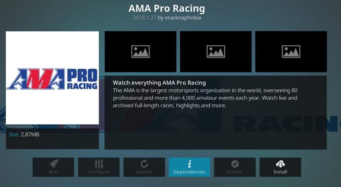 ama-pro-racing