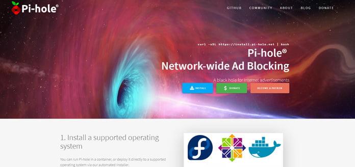 annonsblockeraren-pihole