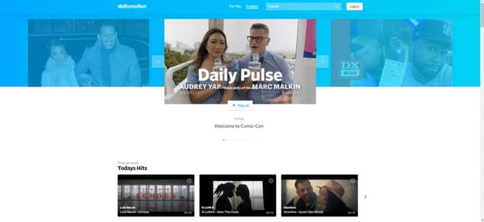 dailymotion-screenshot
