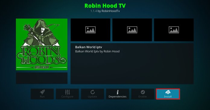 installera-robin-hood-tv