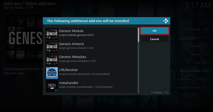 klicka-ok-för-att-installera-genesis