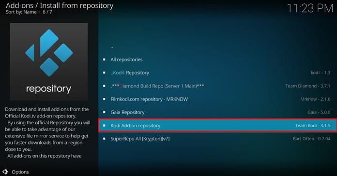 kodi-add-on-repository
