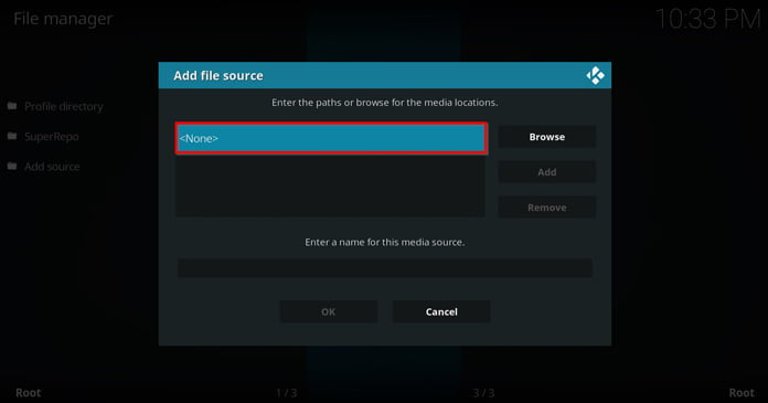 kodi-add-source-none