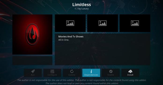 limitless-tillägget-för-kodi