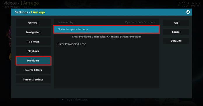 open-scraper-settings-och-klicka-providers