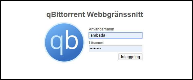 qbittorrent-webbgränssnitt2