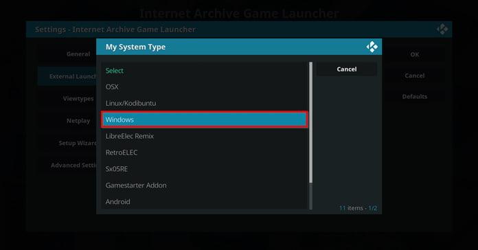 välj-mjukvara-för-retro-game-installer