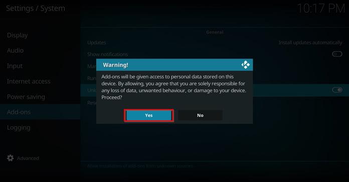 varningsmeddelande-för-kodis-appinställningar