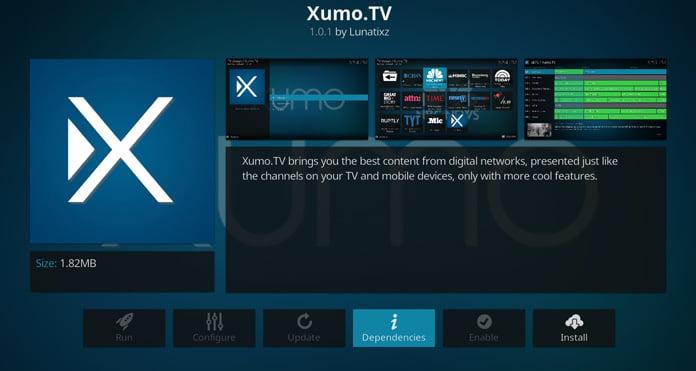 xumo.tv-app-för-kodi
