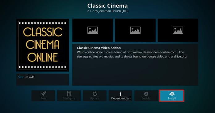 installera-classic-cinema