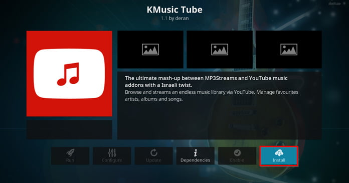 installera-kmusic-tube
