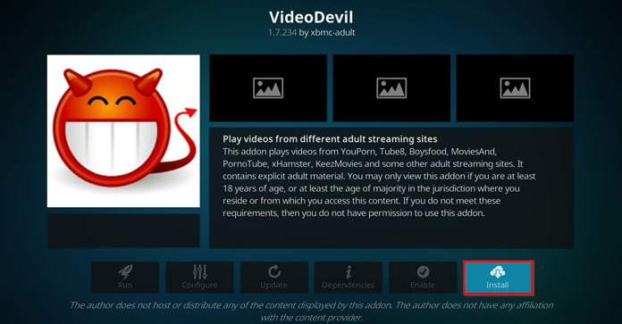 installera-videodevil