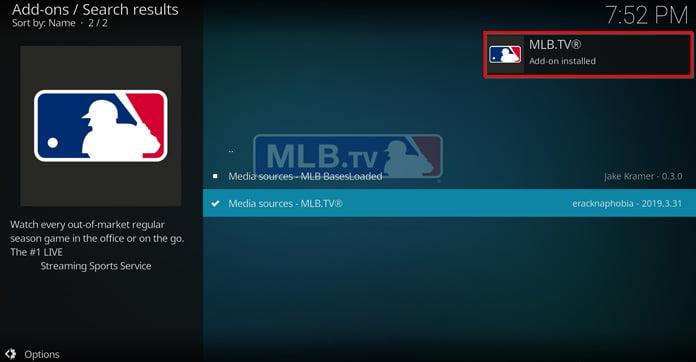 popup-ruta-säger-att-mlb.tv-är-installerat