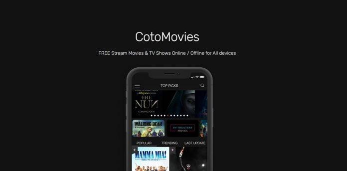 coto-movies-landningssida