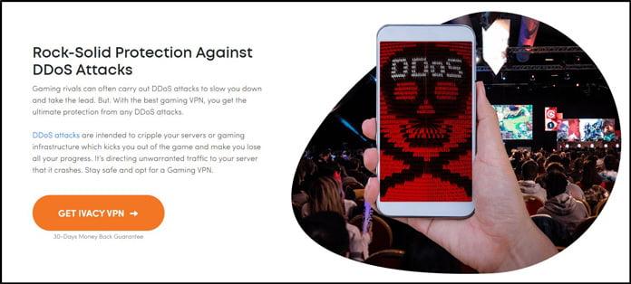 ddos-ivacyvpn