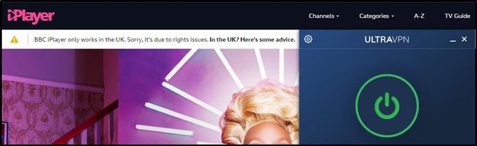 bbc-iplayer-är-blockerad-på-uk-servrarna