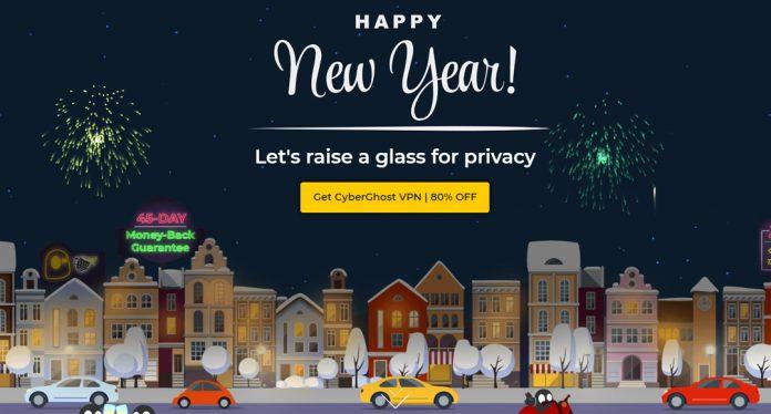cyberghost-nyårserbjudande