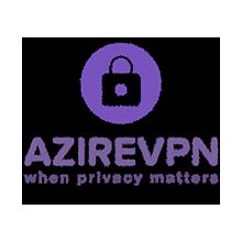 AzireVPN logo png