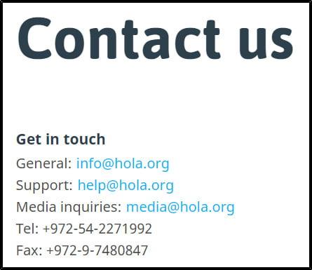 kontakta-oss-holavpn